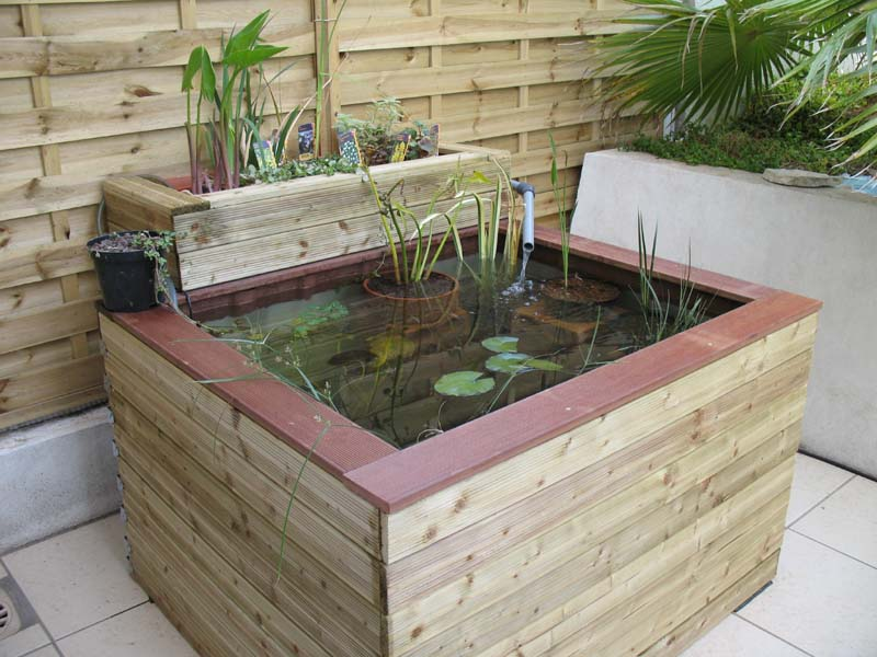 Best Bassin De Jardin Hors Sol En Kit Pictures - Design Trends ...